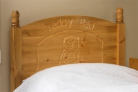 Friendship Mill Teddy Headboard